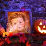 Fotomontaje por Halloween