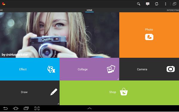 PicsArt Creador de collages y editor de fotos